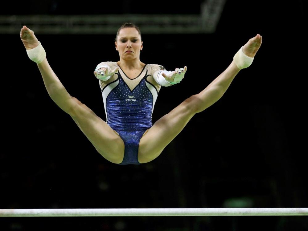 Sophie Scheder verpasst die Turn-EM