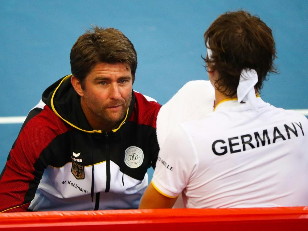 Michael Kohlmann traut Zverev den Wimbledon-Sieg zu