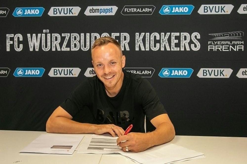 Arne Feick kommt ablösefrei aus Heidenheim