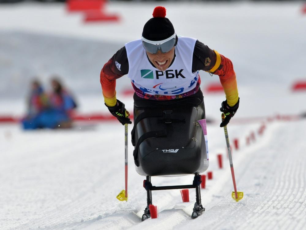 Andrea Eskau wird bei der Paralympics-Eröffnungsfeier die deutsche Fahne tragen