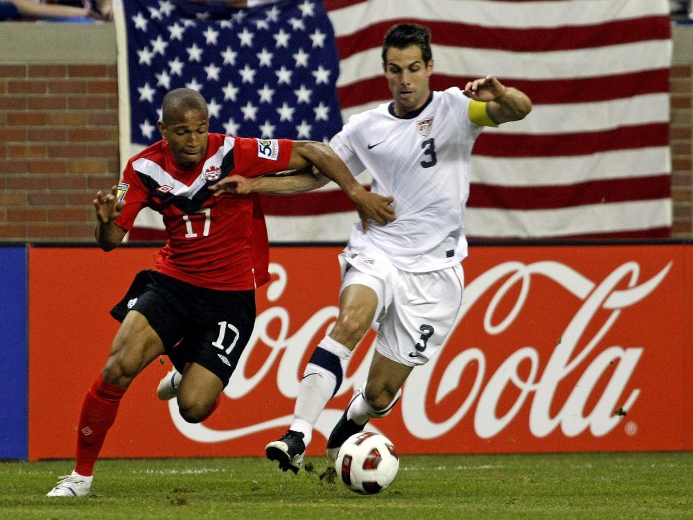 Bocanegra kündigt das Ende seiner Fußballkarriere an