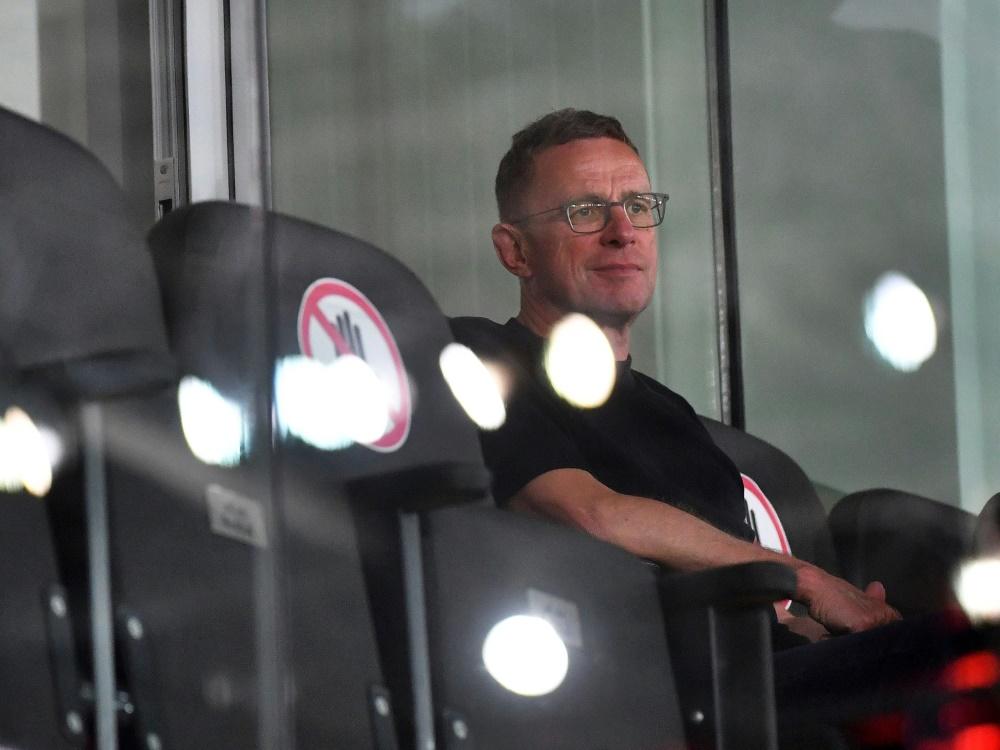 Ralf Rangnick spricht über den BVB-Wechsel von Erling Håland