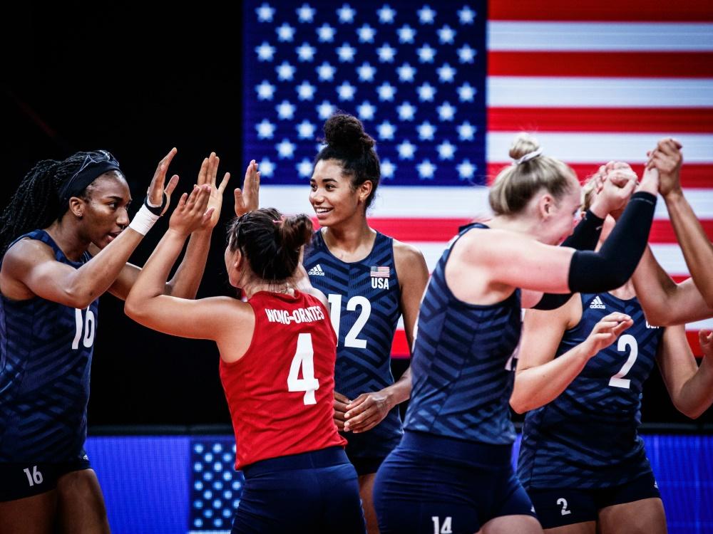 Die USA jubeln über den Sieg der Nations League
