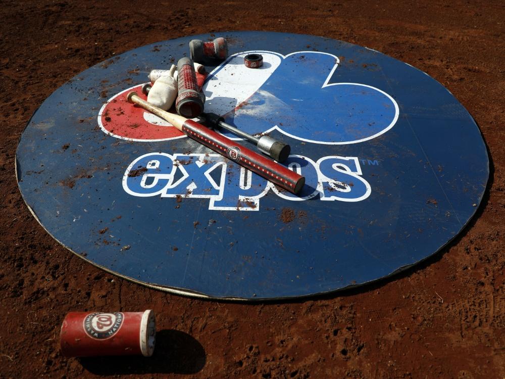 Die Montreal Expos fielen dem Spielerstreik zum Opfer