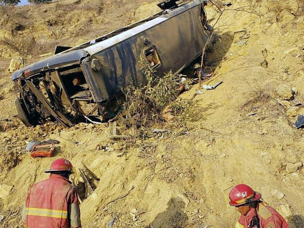 Mindestens acht Menschen kamen bei dem Unglück ums Leben