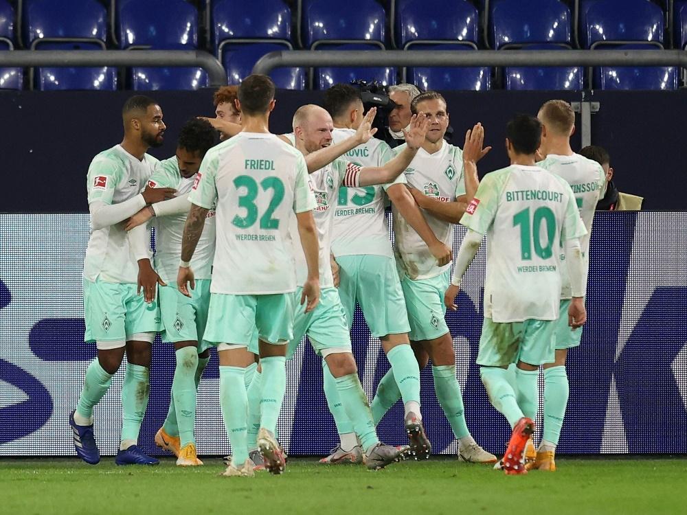 Bremen tritt am Sonntag gegen Hoffenheim an