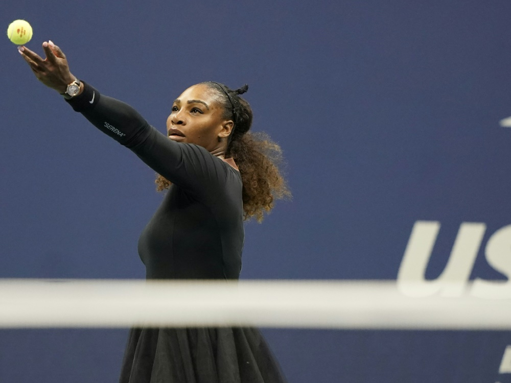 Serena Williams kehrt nach Melbourne zurück