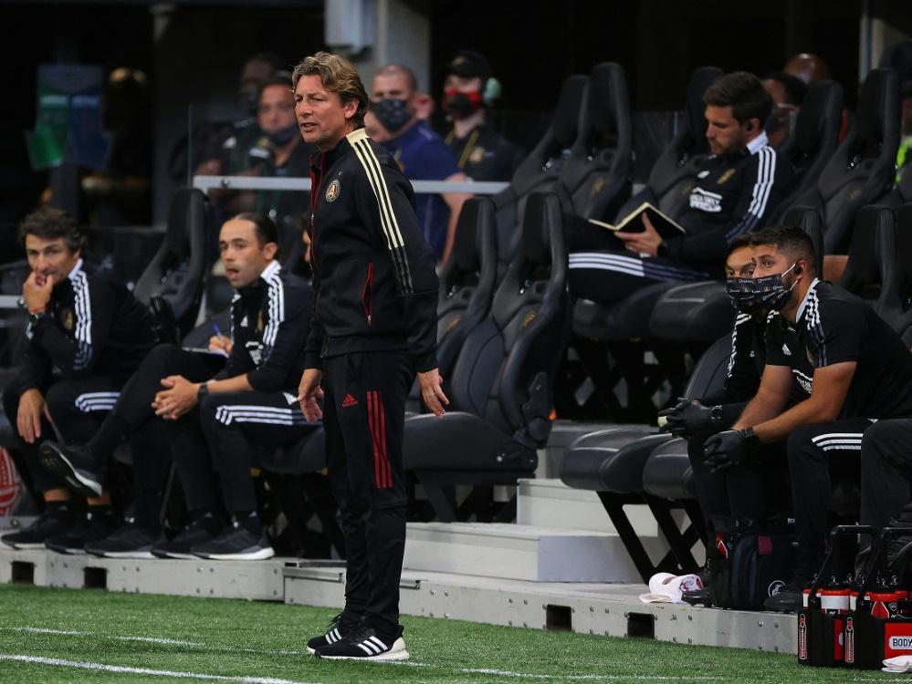 Gabriel Heinze muss sich einen neuen Trainerjob suchen
