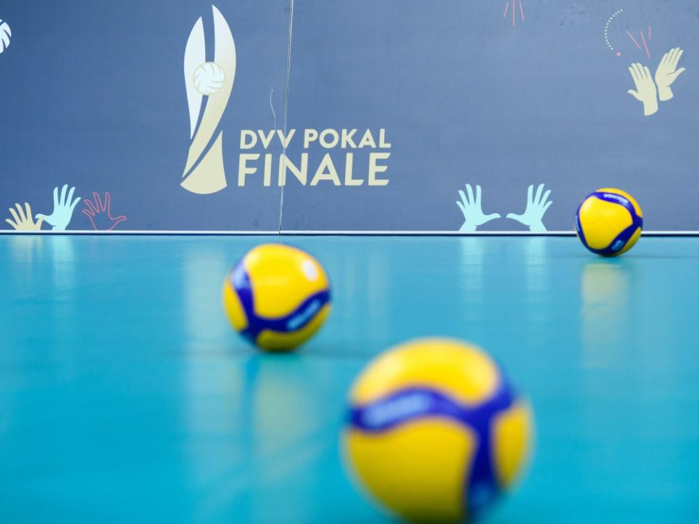 Die DVV-Pokalspiele wurden vorverlegt