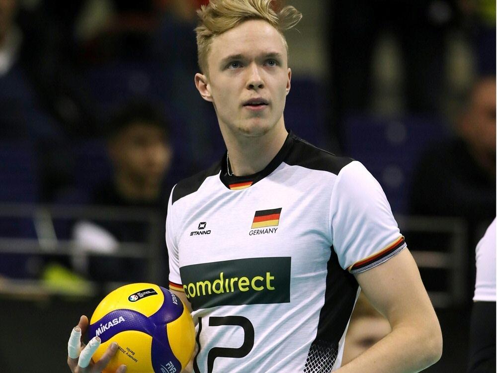 Anton Brehme ist 31-facher Nationalspieler