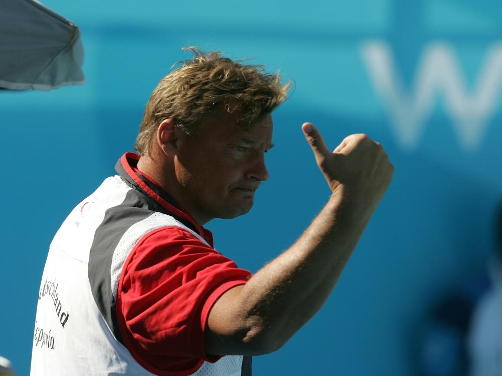 Hagen Stamm sichert sich mit seinem Team den Gruppensieg