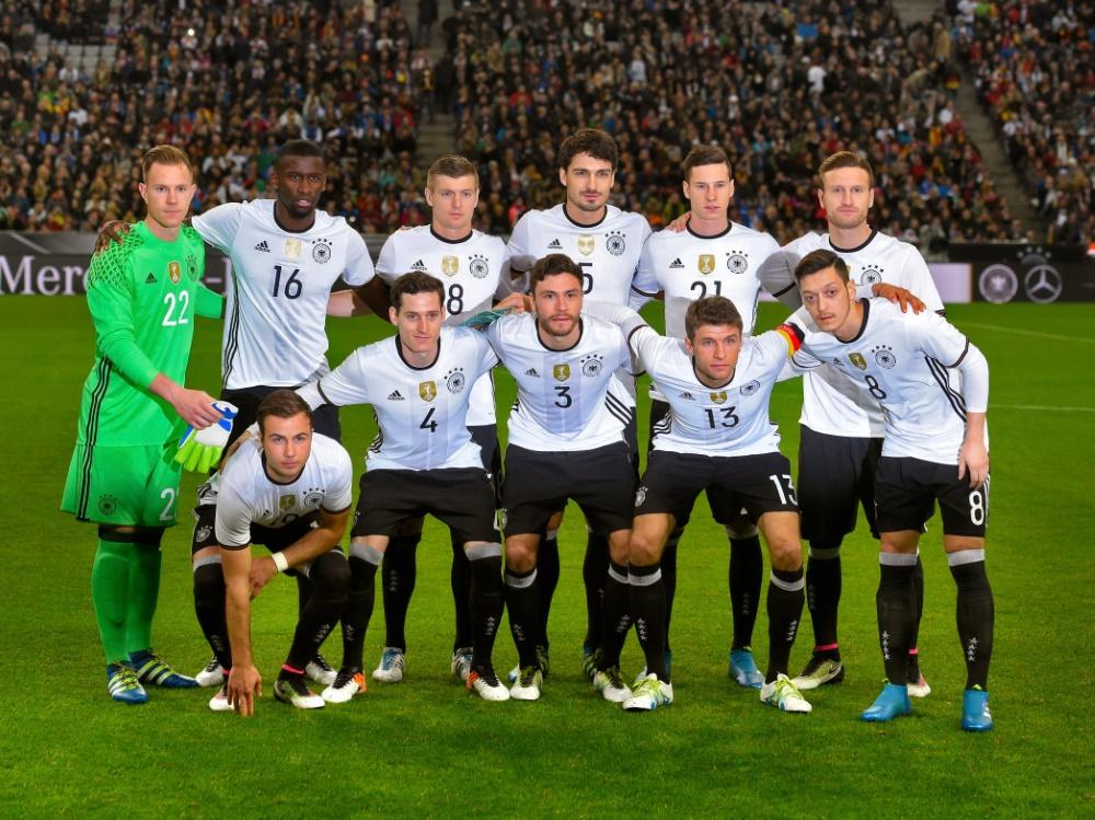 Rangliste Fifa