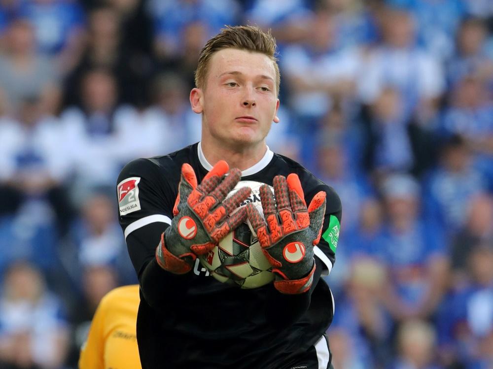 Nicht im Kader gegen St. Pauli: Markus Schubert