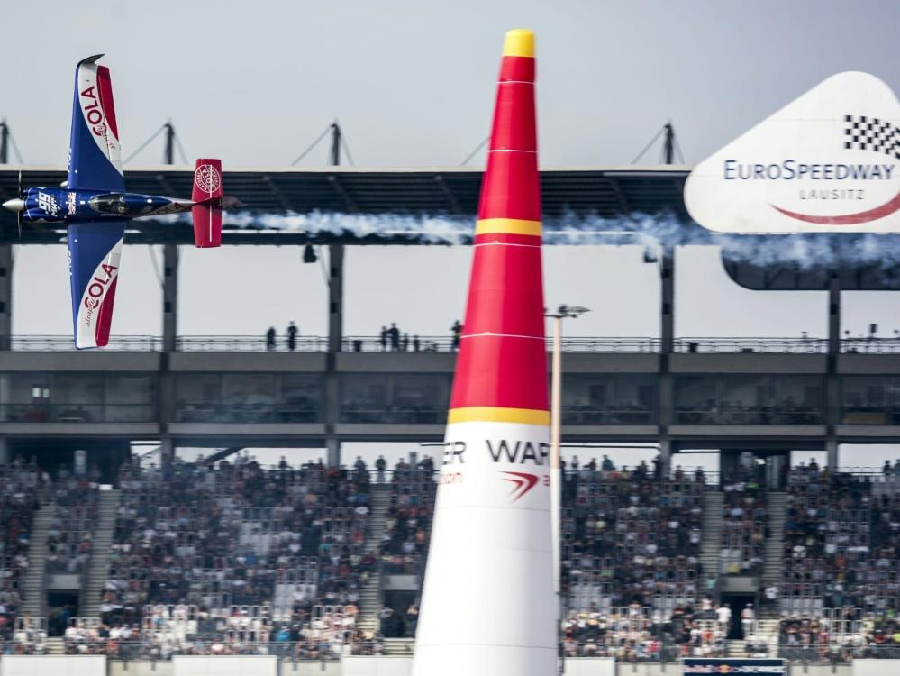 Red Bull Air Race Auch 2017 Auf Dem Lausitzring