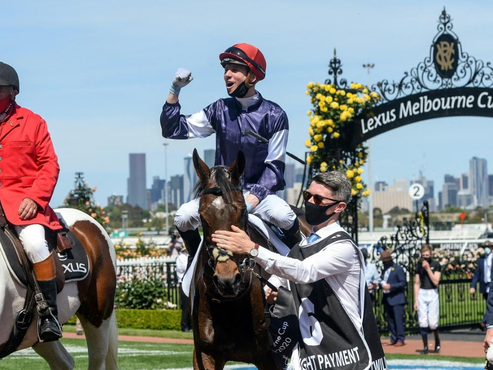 Twilight Payment siegt mit Jockey Jye McNeil