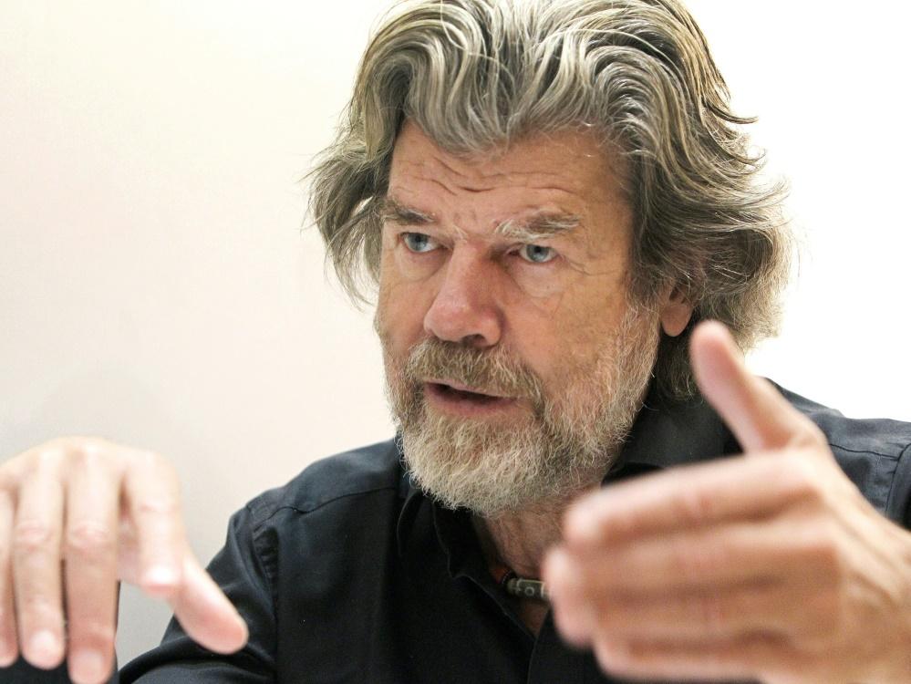Reinhold Messner kritisiert Sportklettern bei Olympia