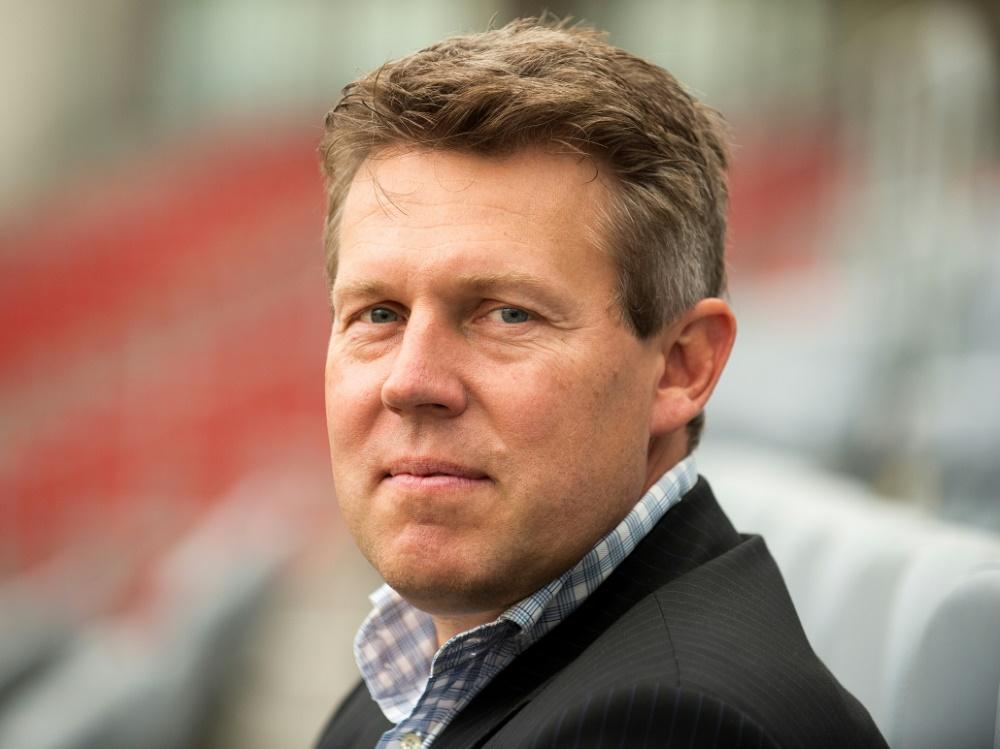 Gernot Tripcke will die DEL-Saison nicht absagen