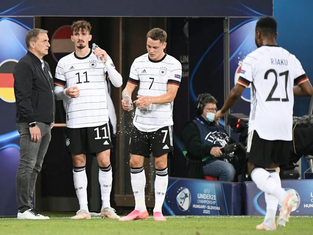 Die U21 spielt ihre EM-Qualifikationspiele im Süden