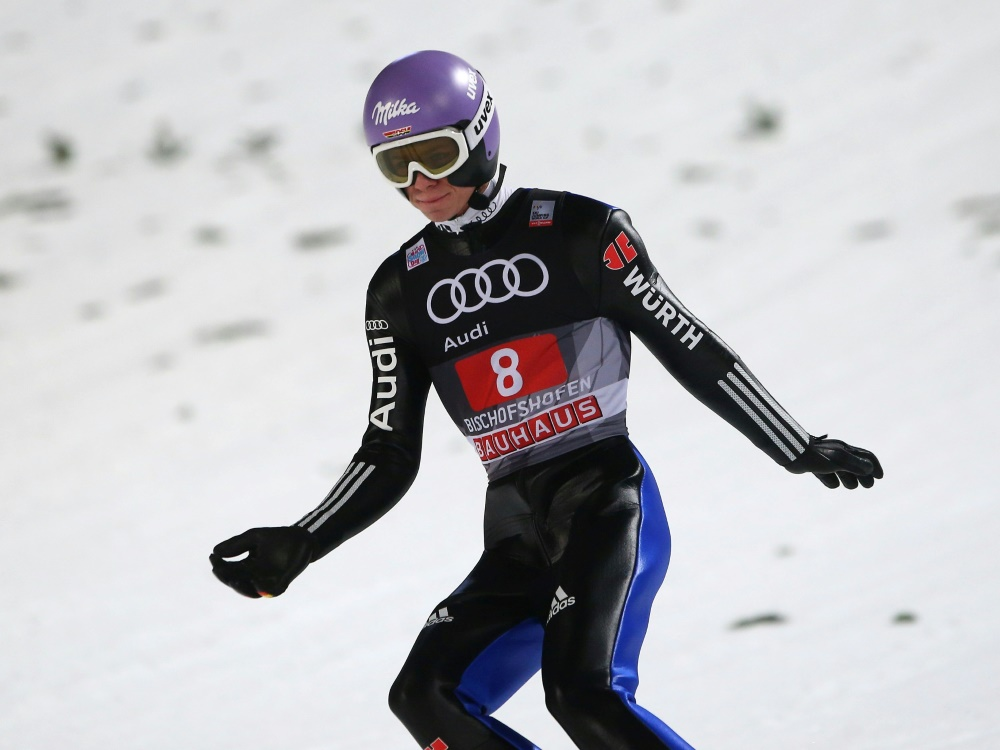 Sommer-Grand-Prix: Andreas Wellinger nur auf Platz 27