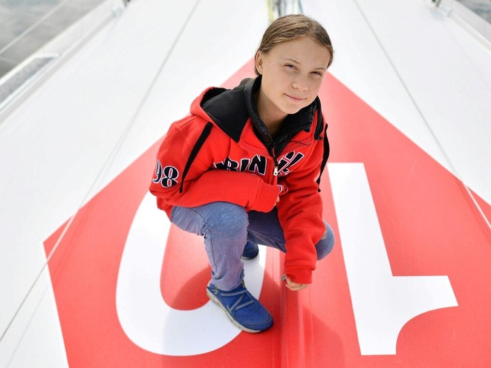 Greta Thunberg segelt mit Boris Herrmann nach New York