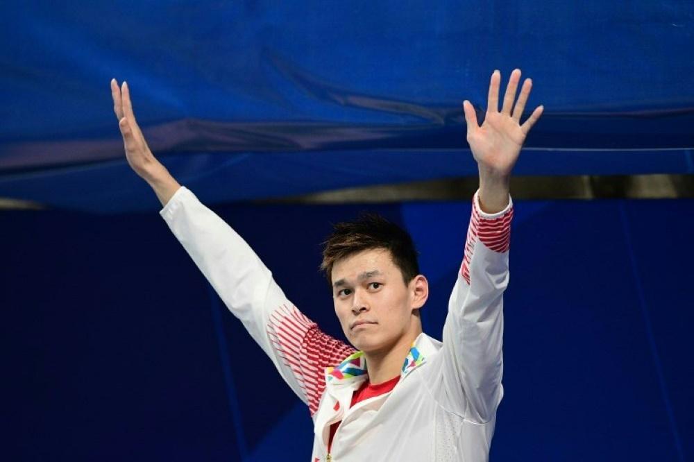 Chinesischer Verband verteidigt Schwimmstar Sun Yang