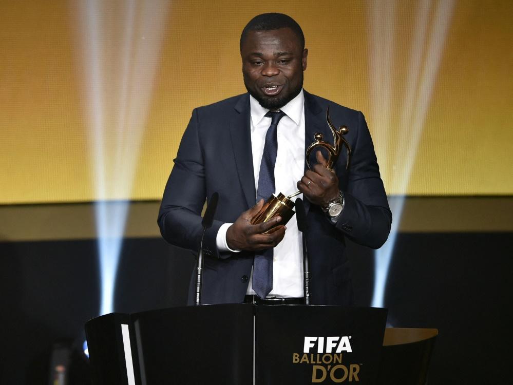 Gerald Asamoah sieht positive Fortschritte beim Thema Rassismus im Fußball