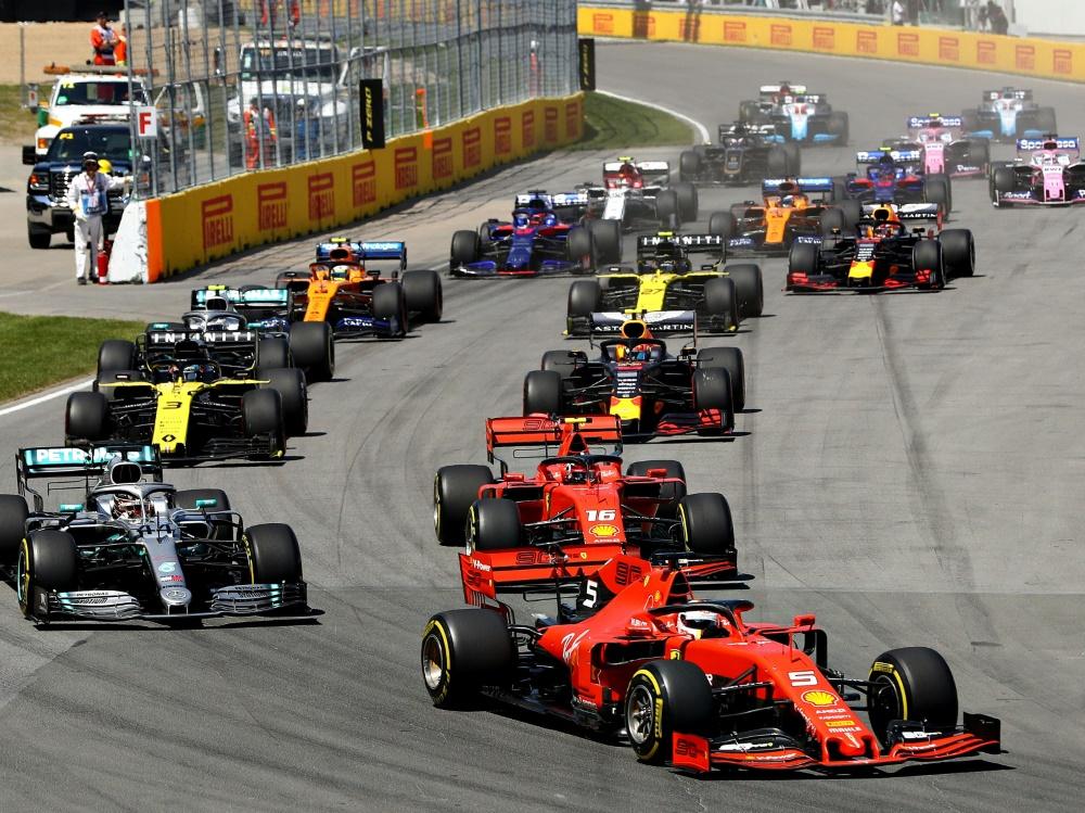 Die Reformpläne der Formel 1 verzögern sich