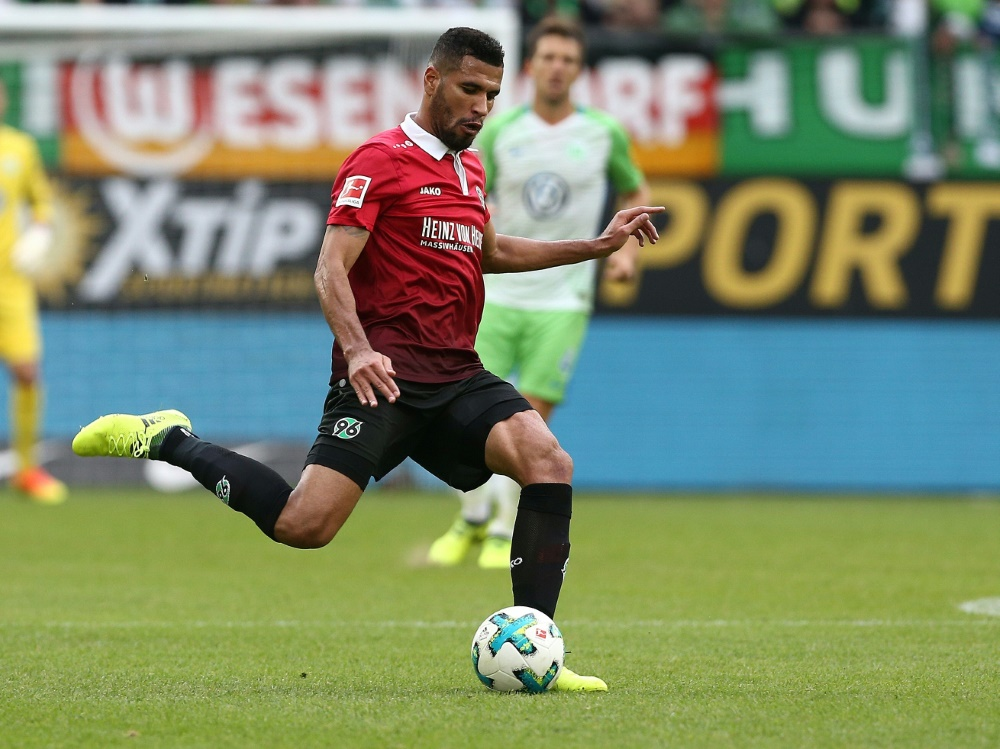 Verstärkung im Sturm: Jonathas zurück im Training bei Hannover 96