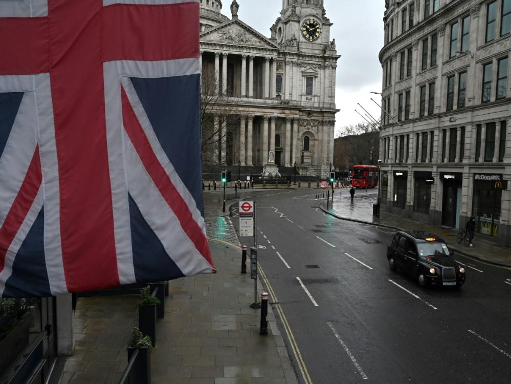 Großbritannien weist die Spekulationen zurück
