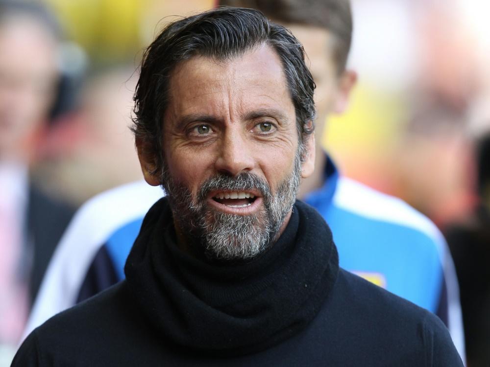 Quique Sanchez Flores muss bei Espanyol Barcelona gehen