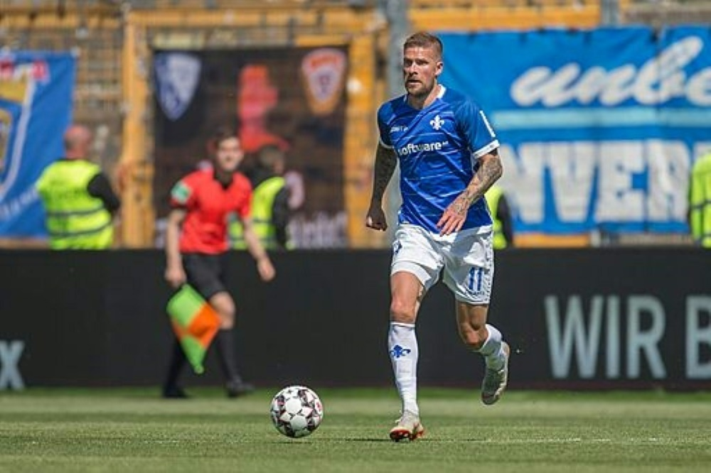 Tobias Kempe verlängert Vertrag beim SV Darmstadt 98
