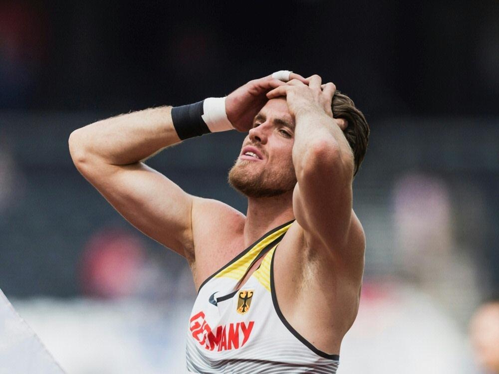 Für Zehnkämpfer Rico Freimuth ist die Saison beendet