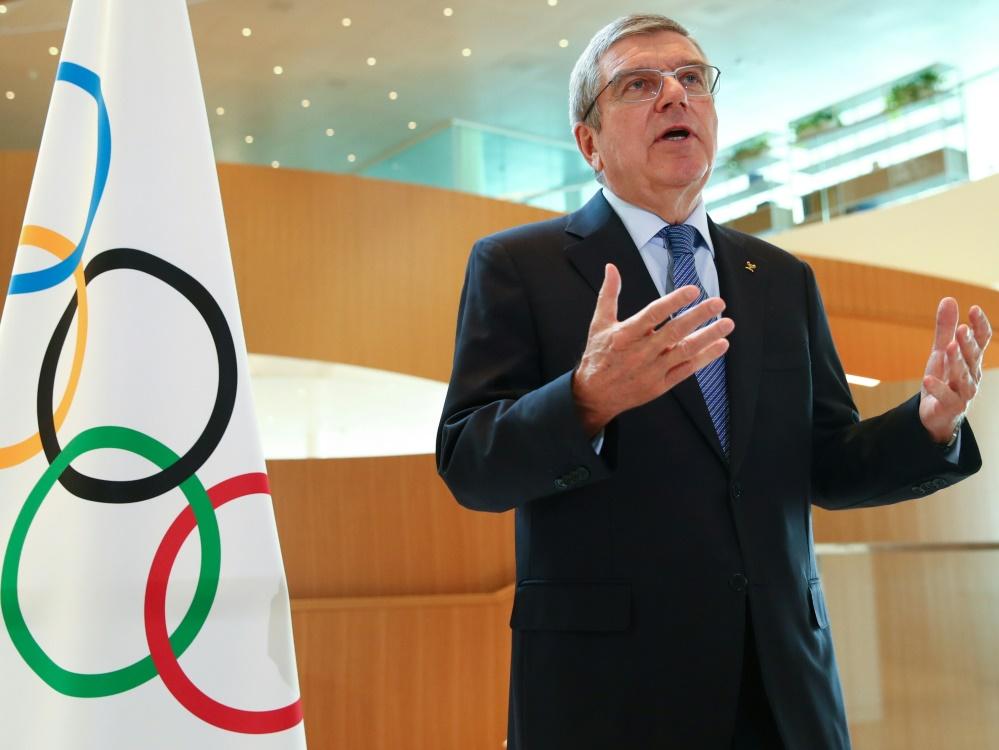 IOC um Bach plant weitere Einsparungen für Tokio 2020