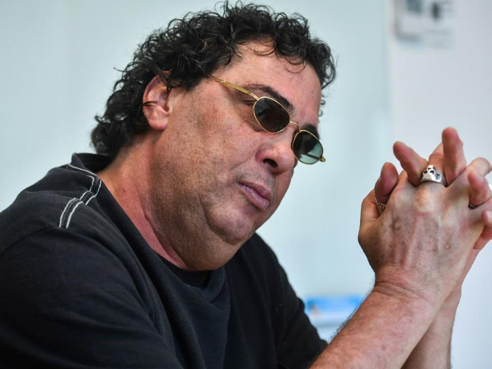 Drogenfrei und trocken: Walter Casagrande