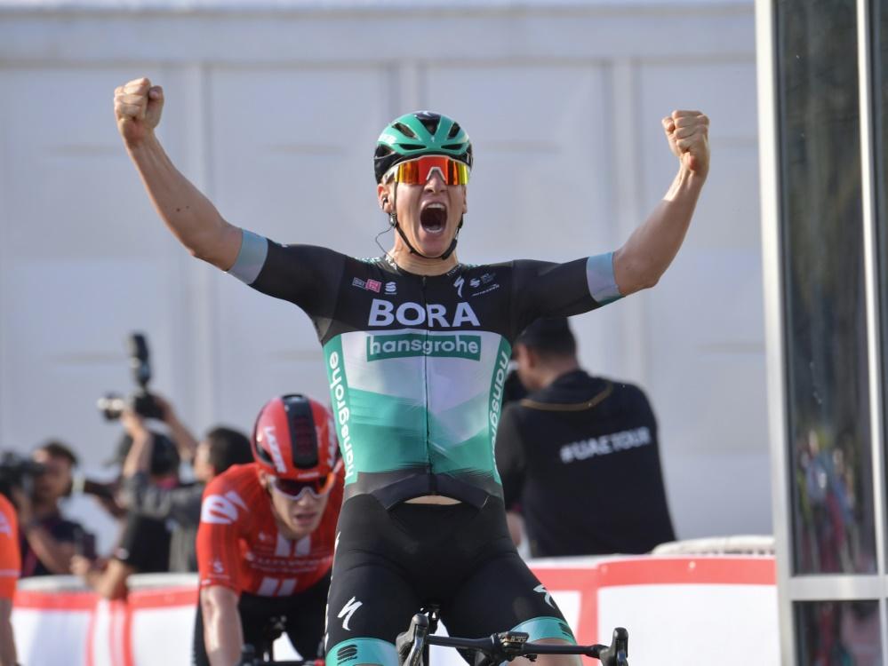 Ackermann holte seinen ersten Sieg nach der Pause