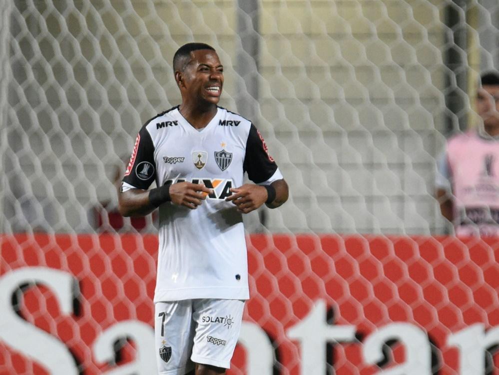 Robinho setzt seine Karriere beim FC Santos fort