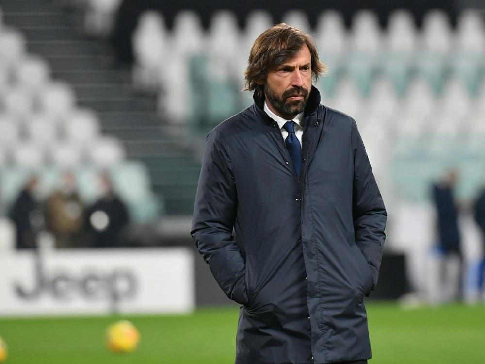 Andrea Pirlo steht in der Kritik
