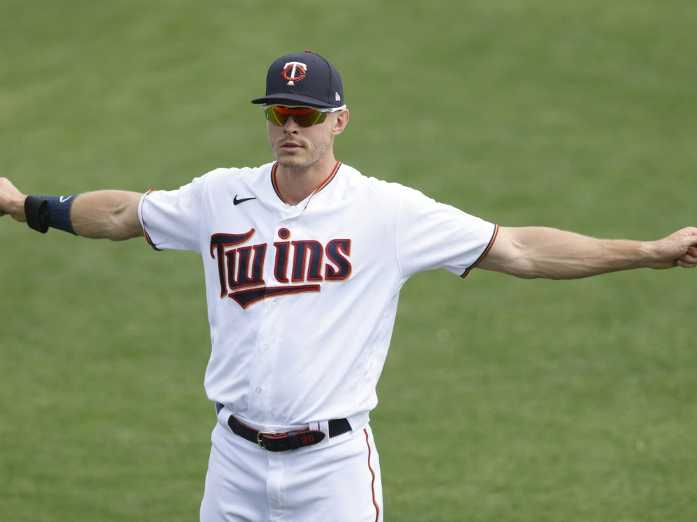Max Kepler und sein Team haben ihr MLB-Spiel verschoben