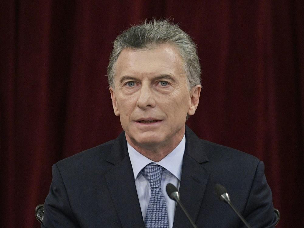 Mauricio Macri will die WM 2030 nach Südamerika holen