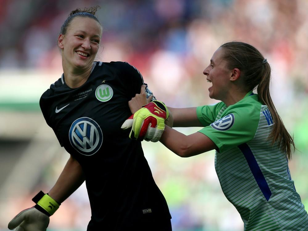 Schult will beim VfL Wolfsburg wieder im Tor stehen