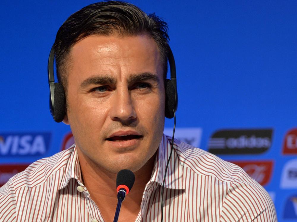 Fabio Cannavaro übernimmt Trainerposten in Guangzhou
