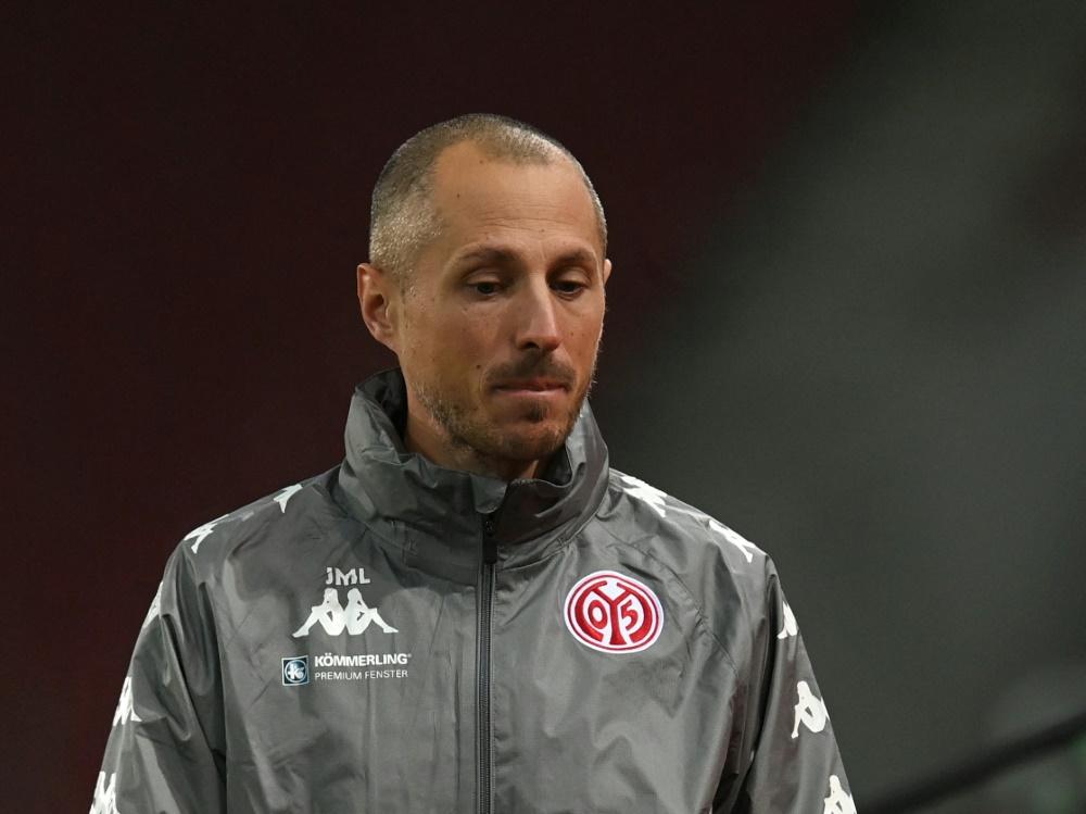Jan-Moritz Lichtes Vertrag in Mainz wurde aufgelöst