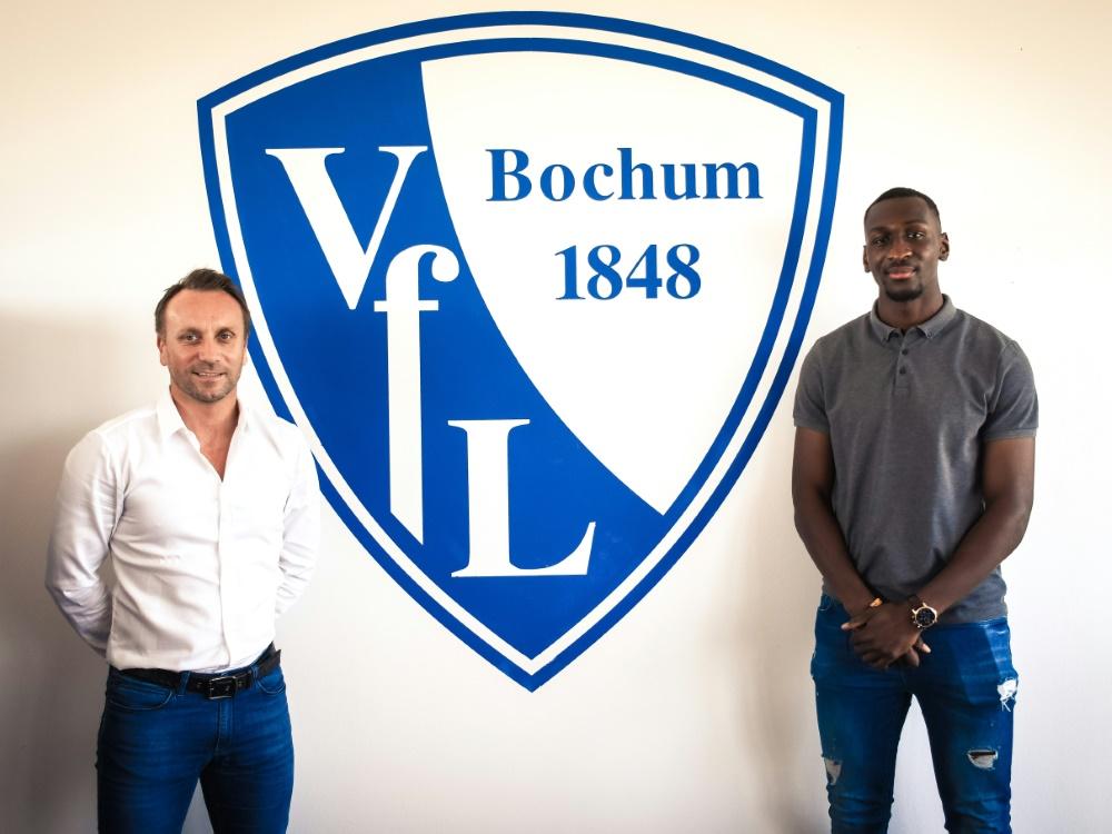 Bochum sichert sich die Dienste von Tarsis Bonga