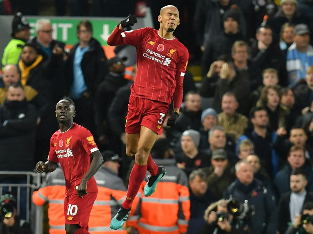 Fabinho bleibt beim FC Liverpool