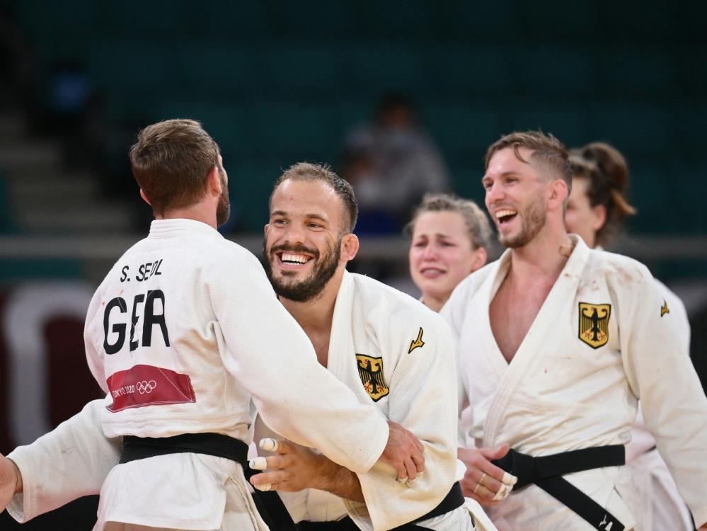Deutsche Judoka haben einen neuen Männer-Bundestrainer
