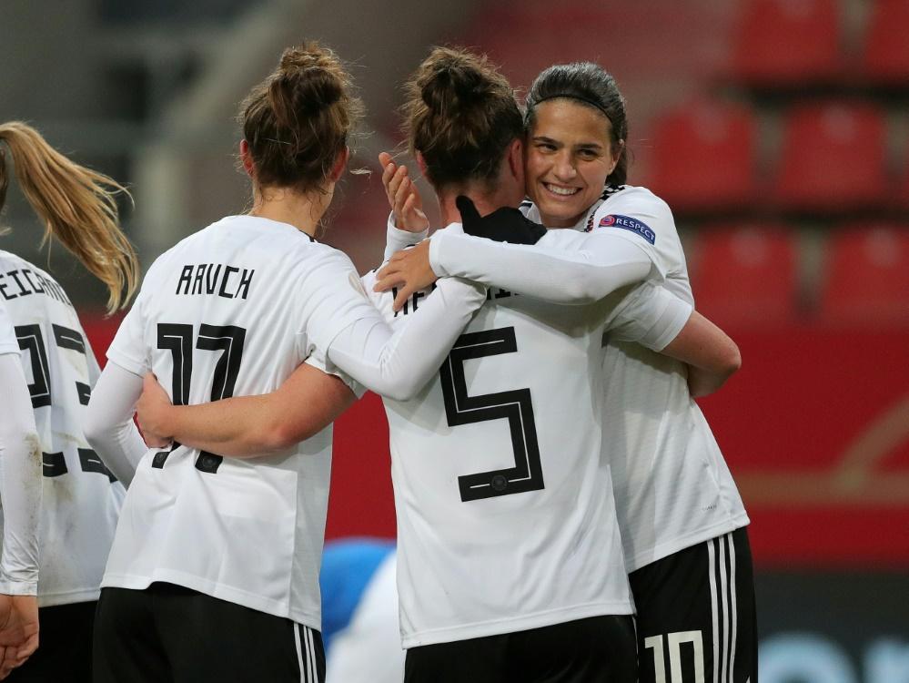 Die DFB-Frauen testen im Juni gegen Chile