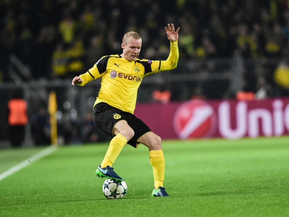Rode verletzte sich im Supercup gegen die Bayern