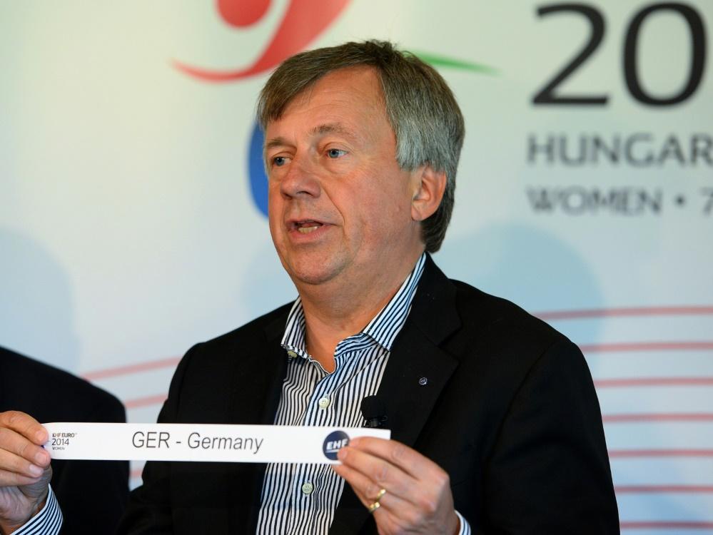 Michael Wiederer sieht sehr gute Chancen für Deutschland