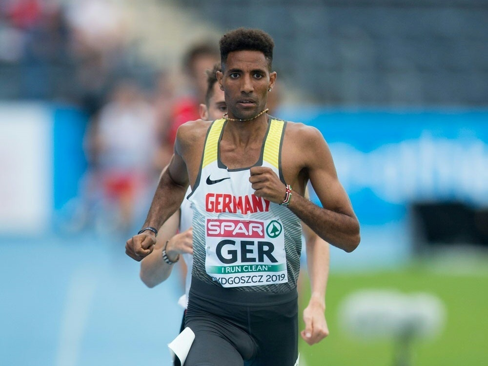 Amanal Petros knackt als erster Deutscher Olympia-Norm