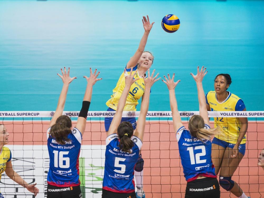 Die Halbfinal-Rückspiele im CEV-Pokal finden am kommenden Dienstag statt